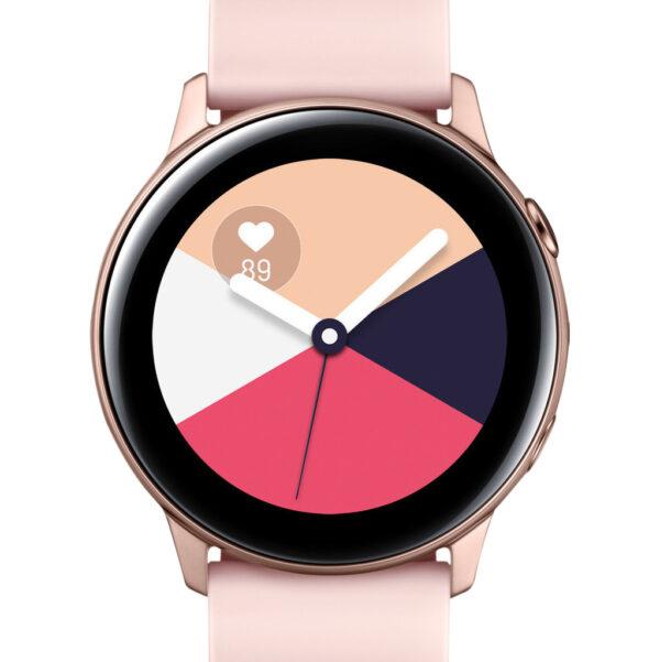 Samsung Galaxy Watch Active Rosé Goud