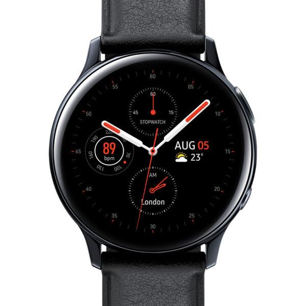 Samsung Galaxy Watch Active2 Zwart 40 mm RVS