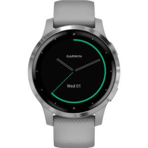 Garmin Vivoactive 4S Zilver/Grijs 40 mm