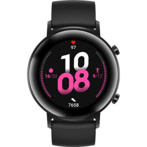 Huawei Watch GT 2 RVS Zwart 42mm