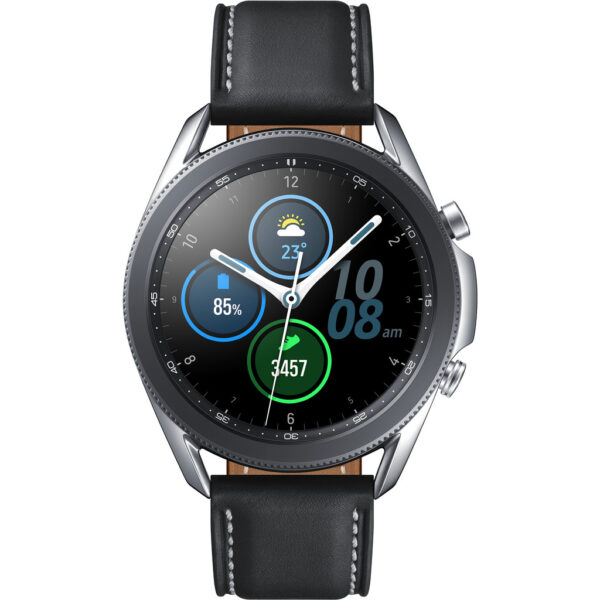 Samsung Galaxy Watch3 Zilver 45 mm